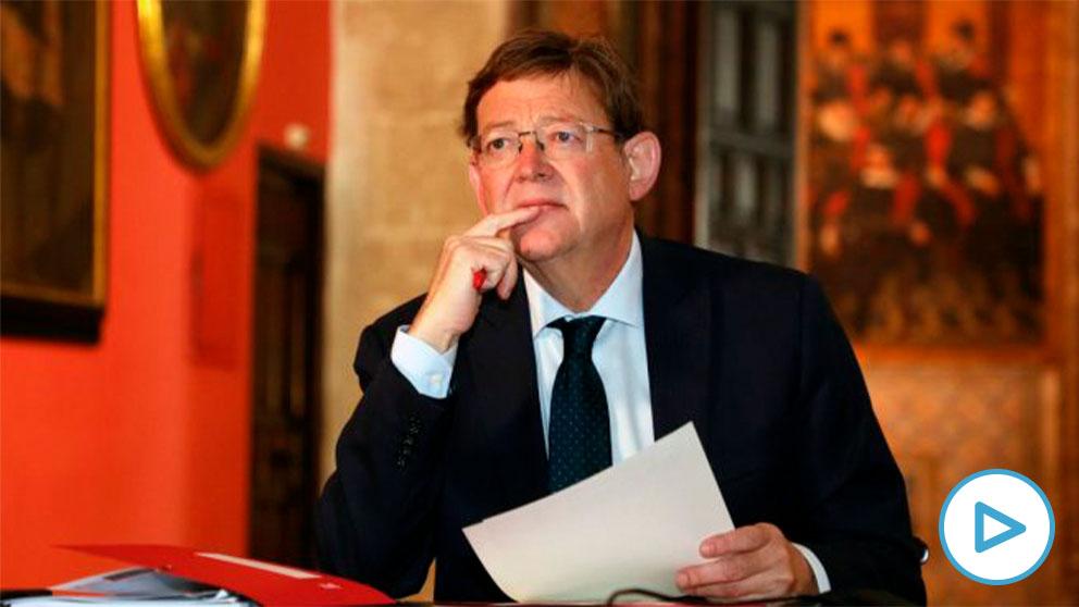 El presidente de la Generalitat Valenciana, Ximo Puig.