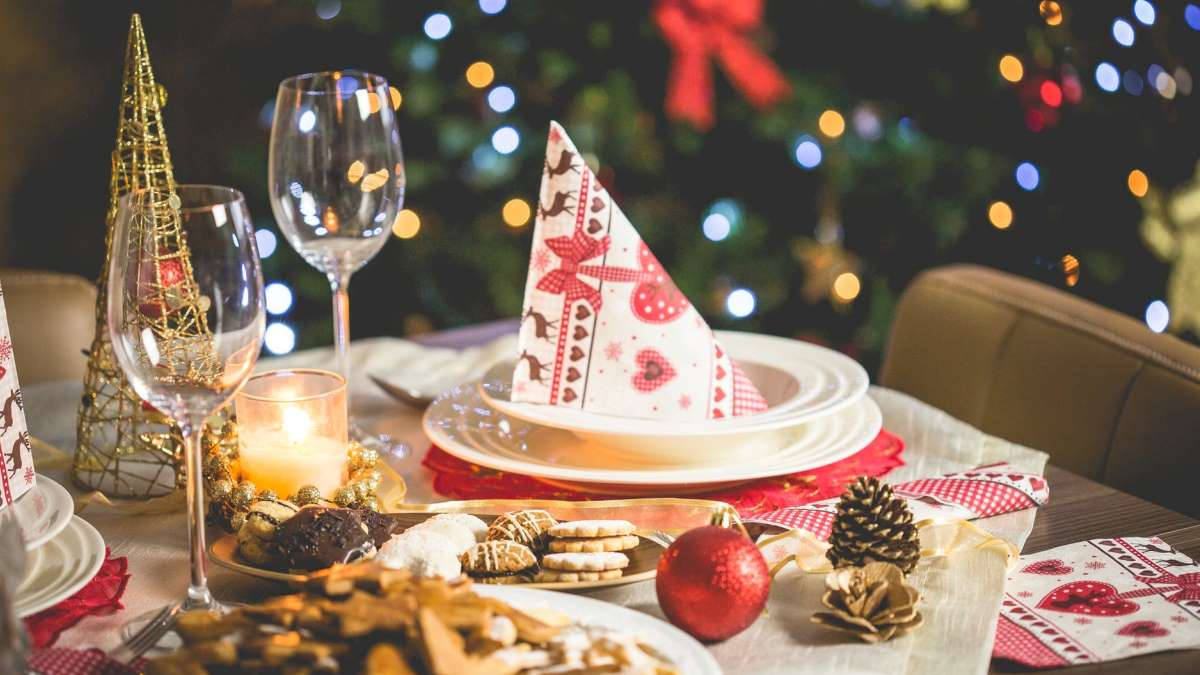 La decoración es sin duda muy especial en Navidad