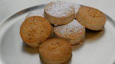 Receta de polvorones navideños más fáciles y exquisitos, sin gluten
