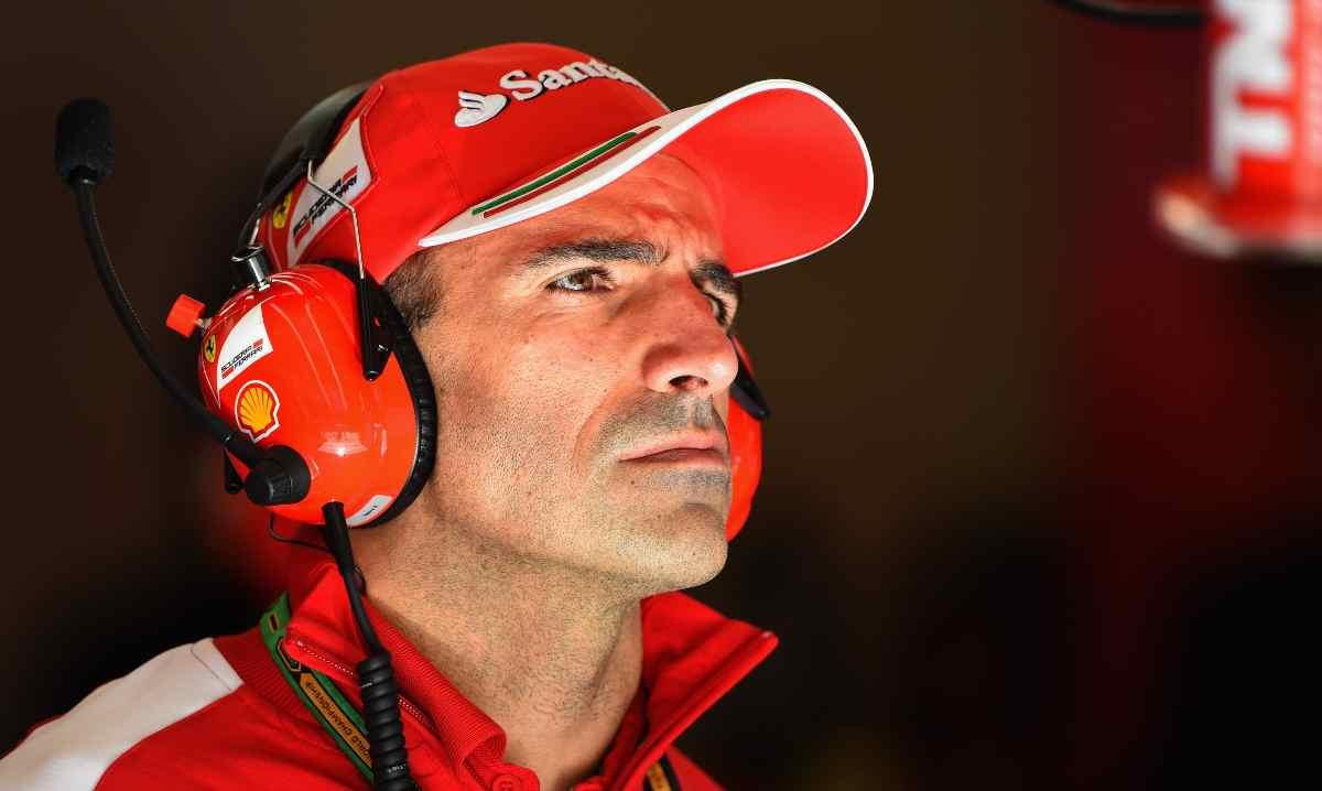Marc Gené en Ferrari. (AFP)