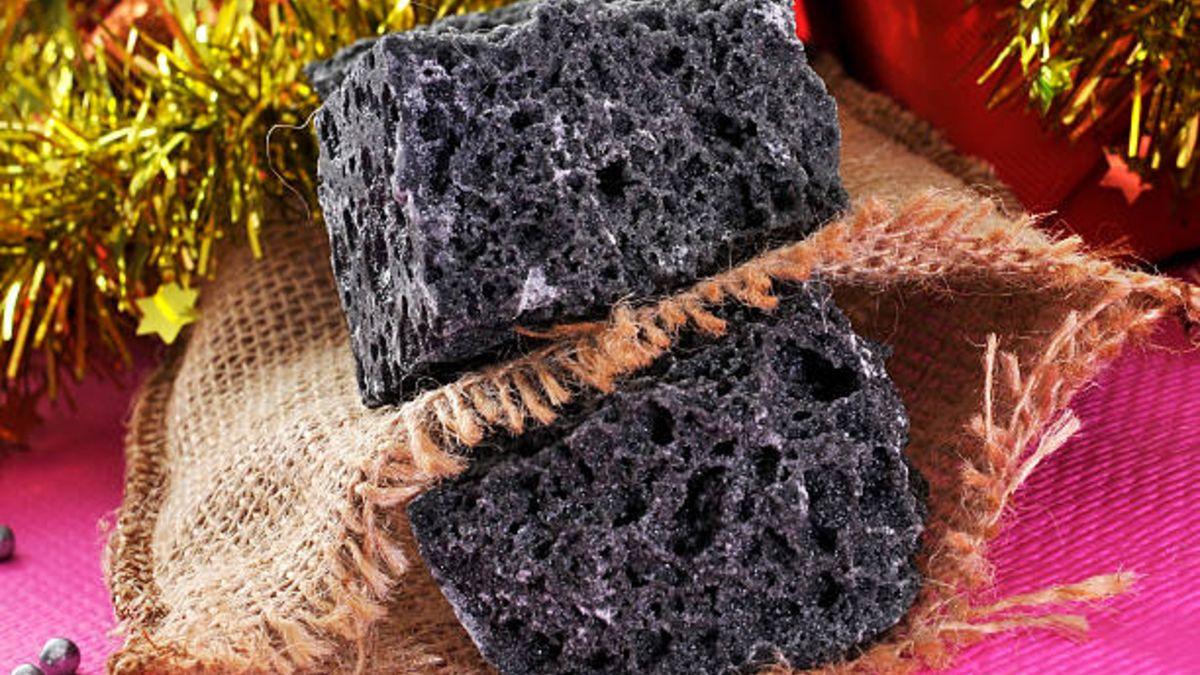 Pasos para hacer carbón dulce con los niños mientras esperamos a los Reyes Magos