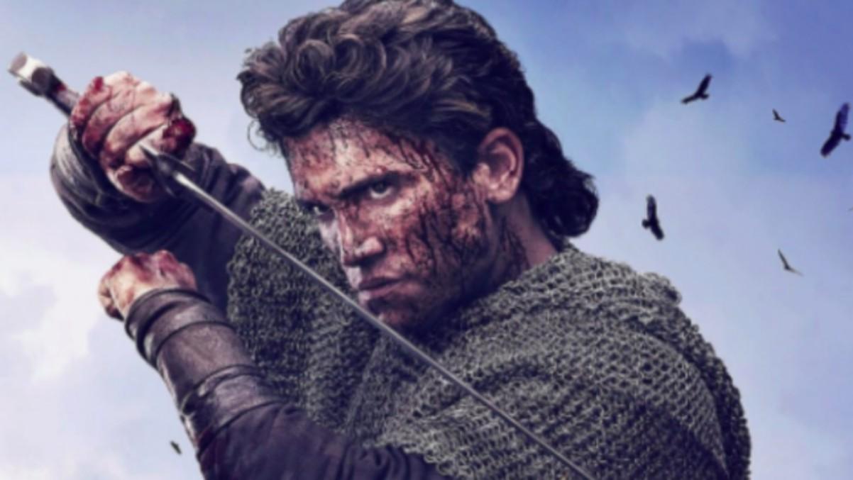Jaime Lorente, protagonista de 'El Cid'. (HBO)