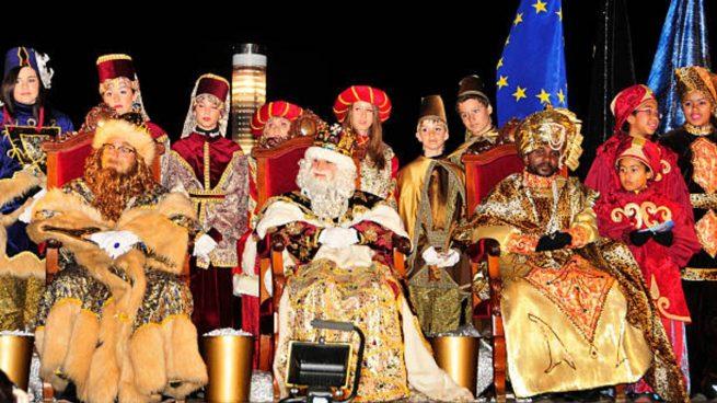 historia Reyes Magos