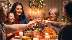 Una Nochebuena en familia