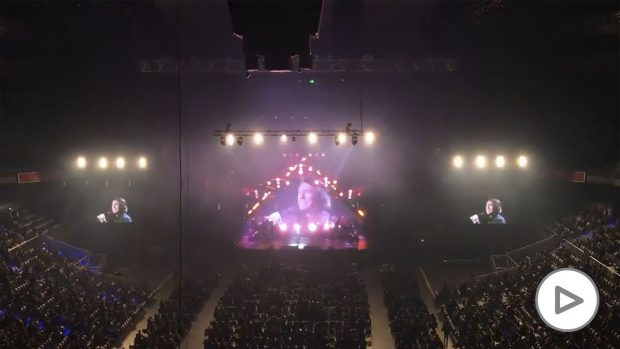 Raphael concierto