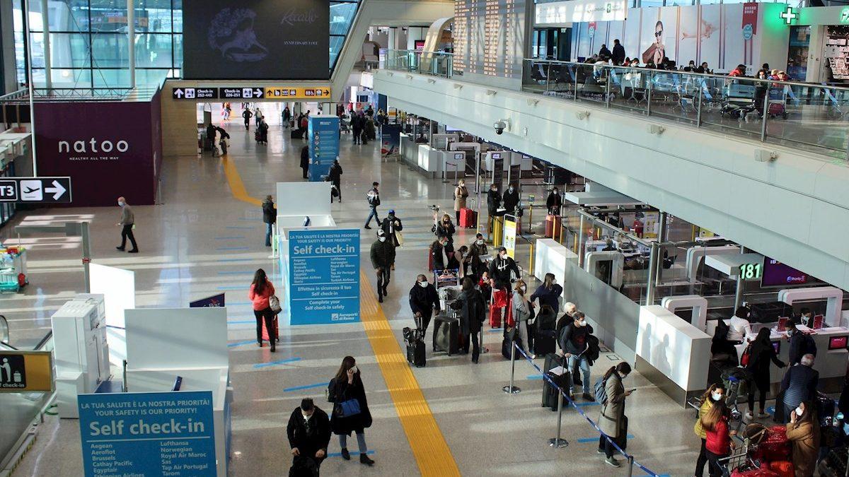 Caos en los aeropuertos británicos