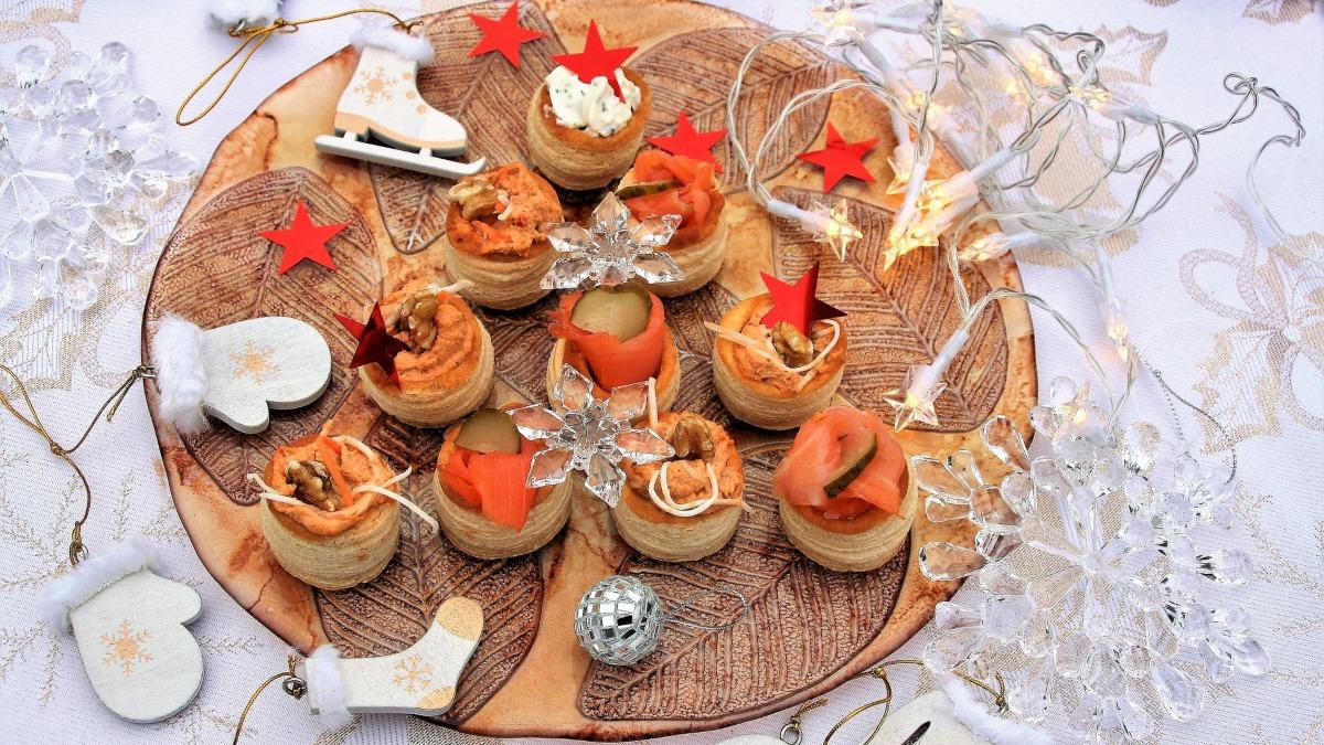 5 recetas de entrantes y aperitivos para la cena de Nochebuena