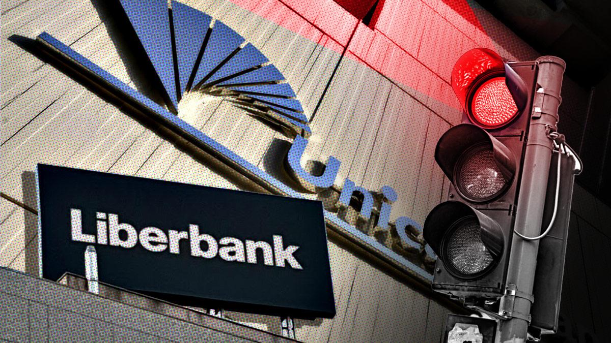 Liberbank y Unicaja.