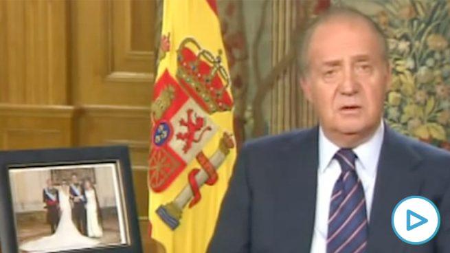 Juan Carlos I mensaje navideño