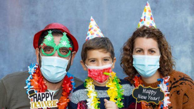 10 planes para disfrutar el día de año nuevo con los niños