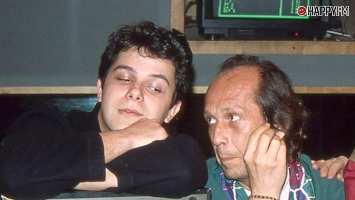 Alejandro Sanz y Paco de Lucía