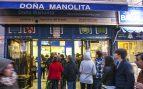 lotería Navidad Madrid