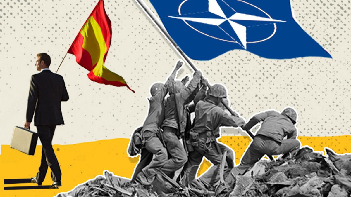 España también queda al margen de las decisiones de la OTAN: el grupo de expertos clave no incluye ningún nacional