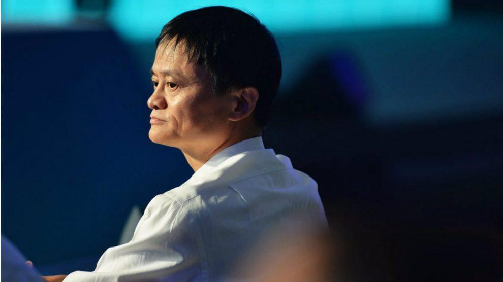 Jack Ma, propietario de Alibaba