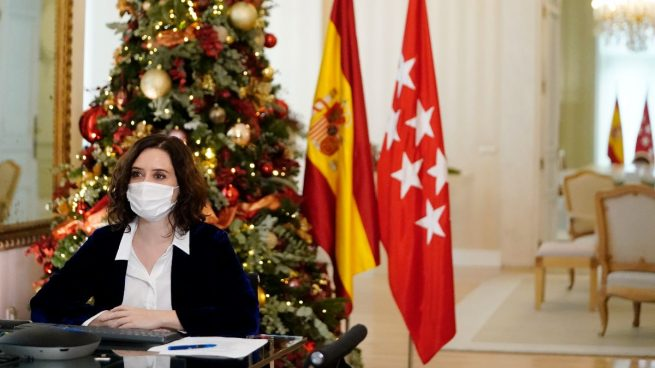 Madrid test antígenos