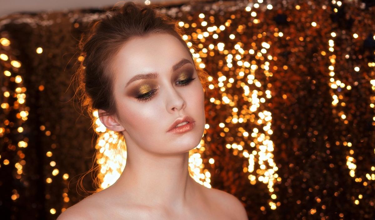 5 ideas de maquillaje fácil para Nochebuena 2020