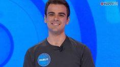 Pablo Diaz en Pasapalabra