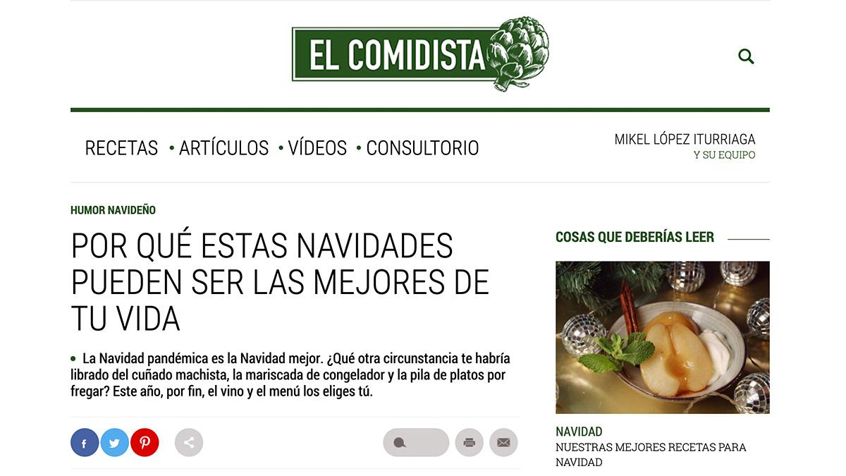 Artículo en 'El País'.