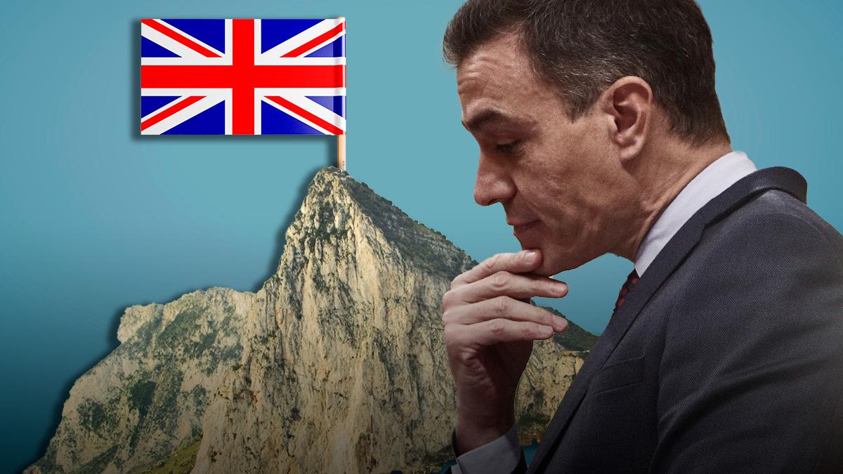Pedro Sánchez entrega Gibraltar.