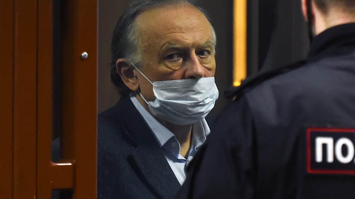 Oleg Sokolov (Foto: AFP)