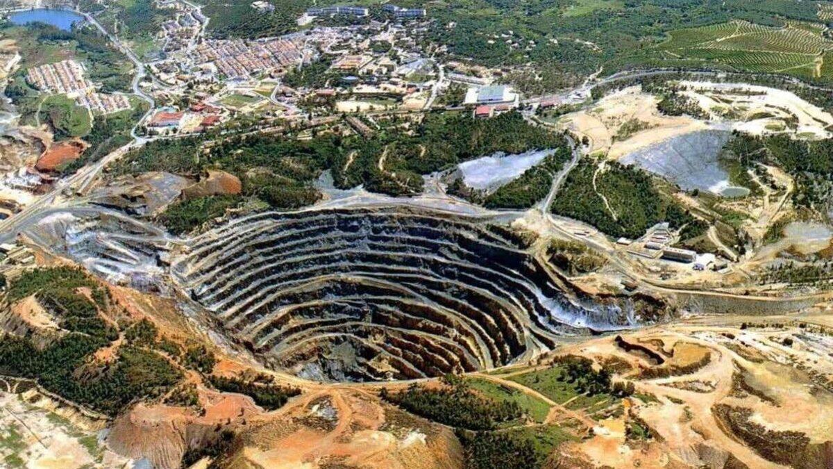 Zona minera