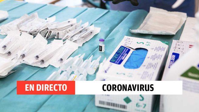 Coronavirus hoy en España: Última hora de las nuevas restricciones y la vacuna