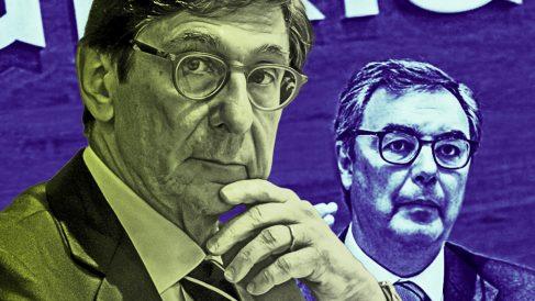 José Ignacio Goirigolzarri y José Sevilla, presidente y consejero delegado de Bankia, respectivamente.