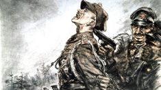 Cartel de la II Guerra Mundial