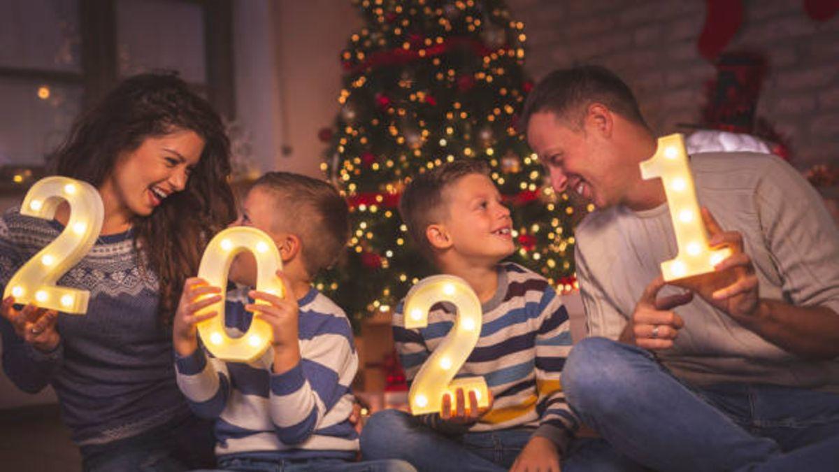 Descubre las mejores actividades que puedes hacer con los niños en Nochevieja
