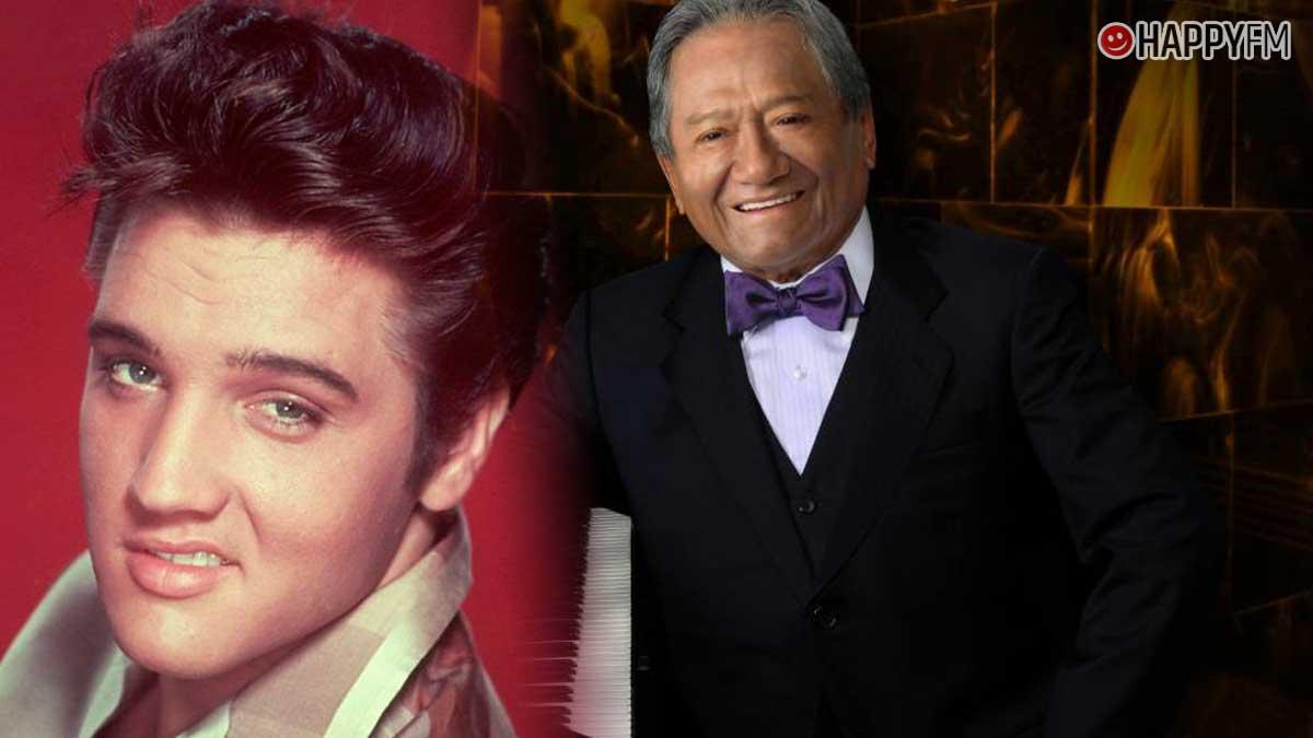 Armando Manzanero, unido a Elvis gracias a la canción 'Somos novios'