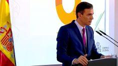Pedro Sánchez no ha intervenido sobre el recibo de la luz