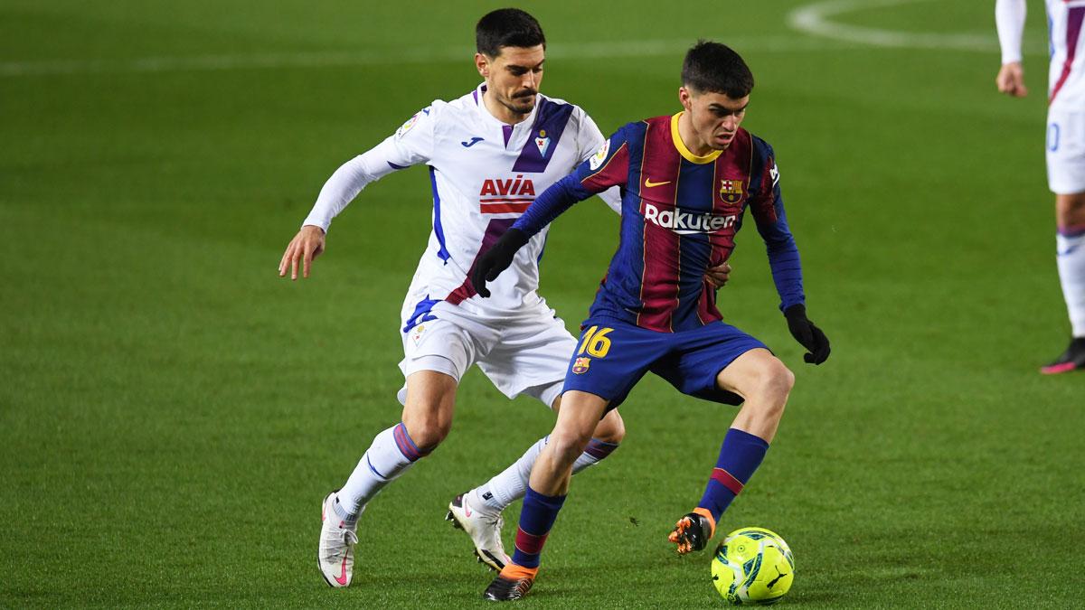 Barcelona – Eibar: partido de la Liga Santander en directo