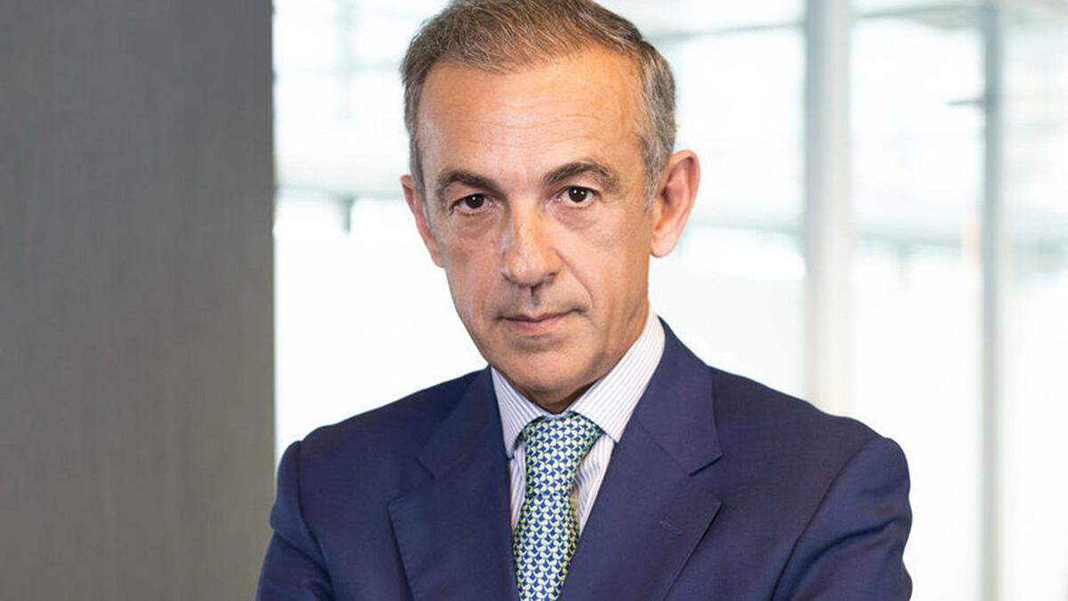 Javier Basagoiti, presidente de Asocimi