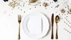 Menú fácil y rápido para la cena de Nochevieja