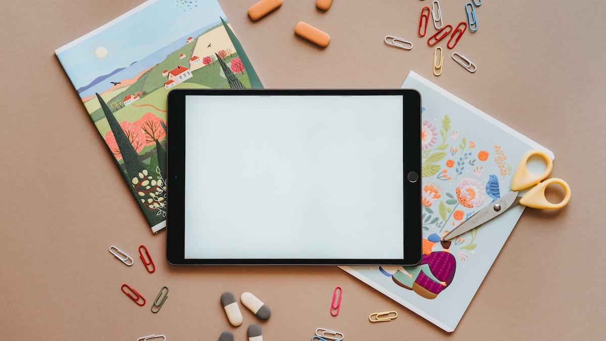 Las tablets toman la delantera frente al libro de texto