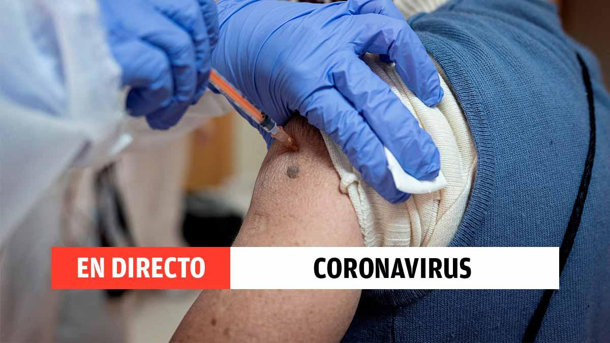 Última hora de la vacunación contra el coronavirus en España