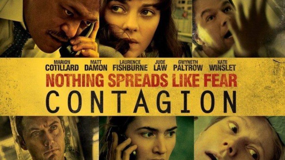 'Contagio', la película que se hizo tendencia durante el confinamiento