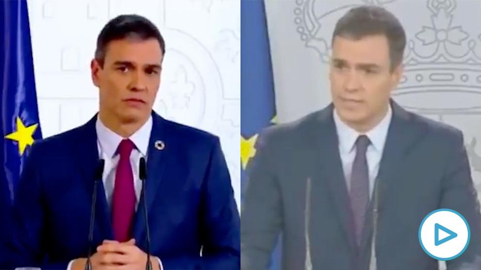 Sánchez descartó hace un año el indulto a los presos golpistas