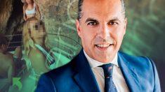 El empresario Sergio Zaitegui, que alquiló el yate de las vacaciones de  Óscar Puente.