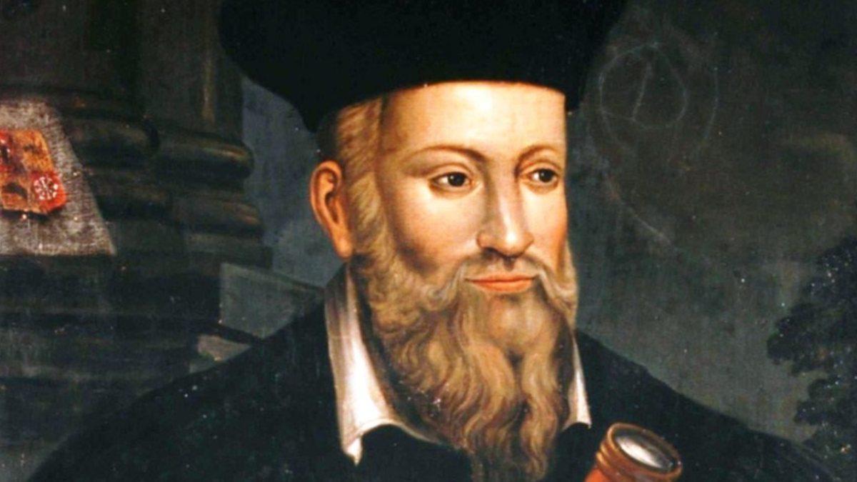 El adivino Nostradamus