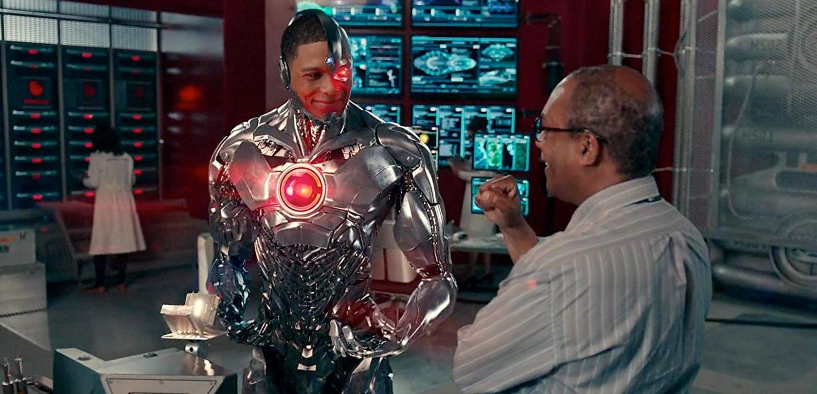 El universo DC entra en una nueva batalla, esta vez protagonizada por Cyborg.