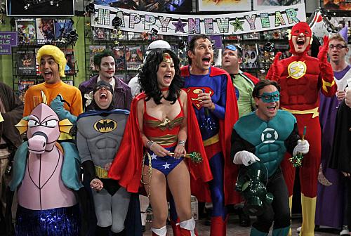 The Bug Bang Theory