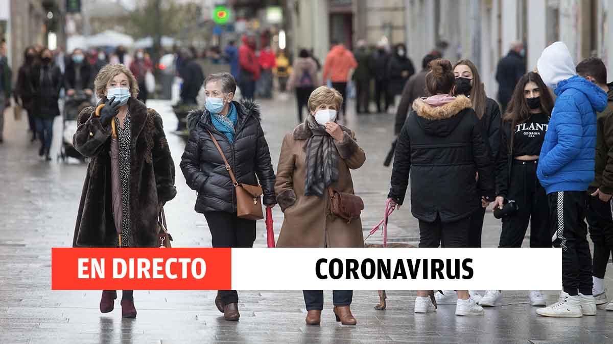 Directo del coronavirus con las últimas noticias y medidas
