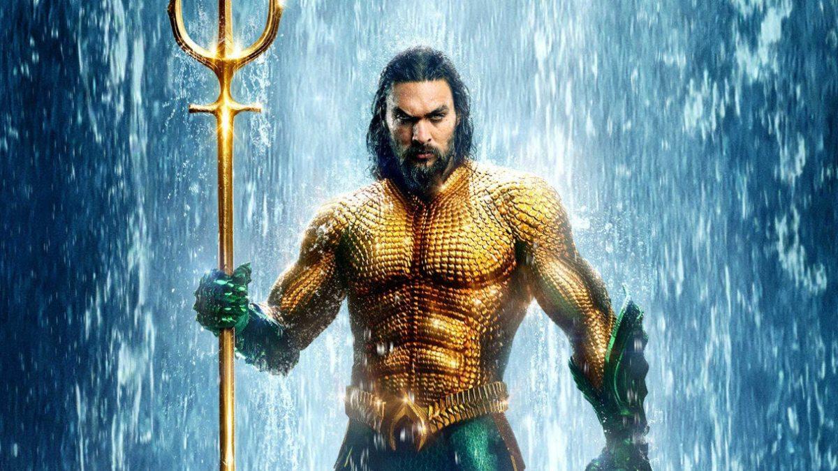 'Aquaman' en la programación de TV en Año Nuevo