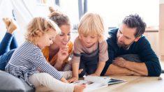 Descubre algunos de los propósitos que los niños se pueden marcar para este nuevo año