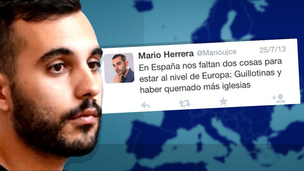 El director general de Participación Ciudadana y Derechos Humanos del Gobierno de La Rioja, Mario Herrera.