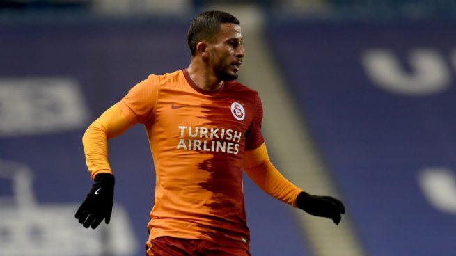 Un jugador del Galatasaray podría perder los ojos tras un accidente pirotécnico en Nochevieja