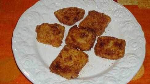 Receta para preparar leche frita aromatizada