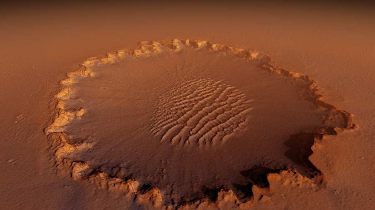 Primera colonia en Marte