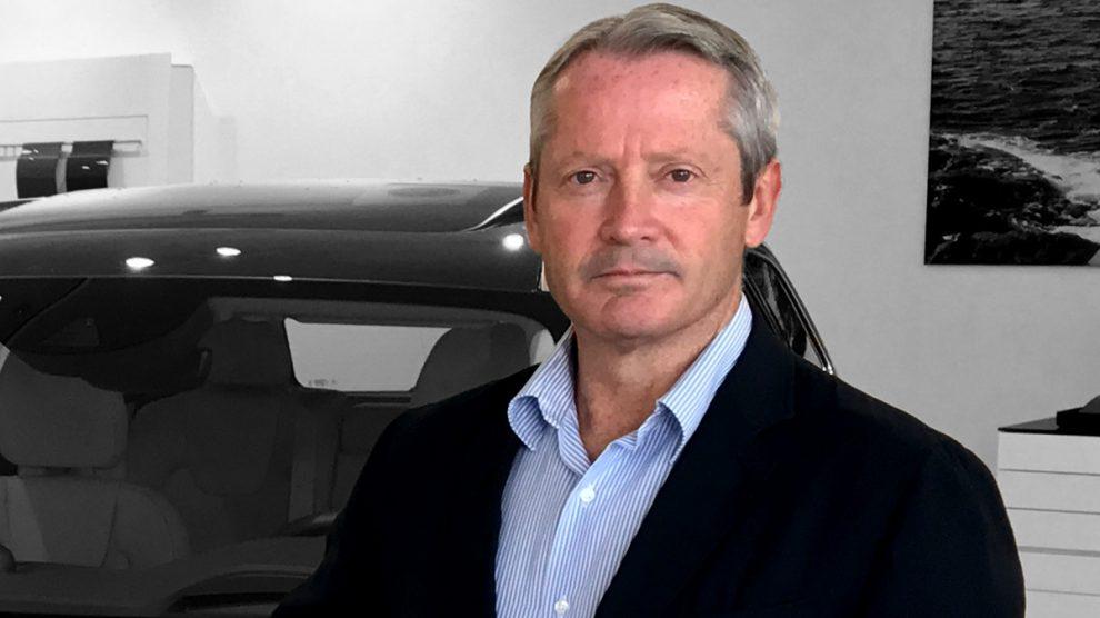José María Galofre, consejero delegado de Volvo España